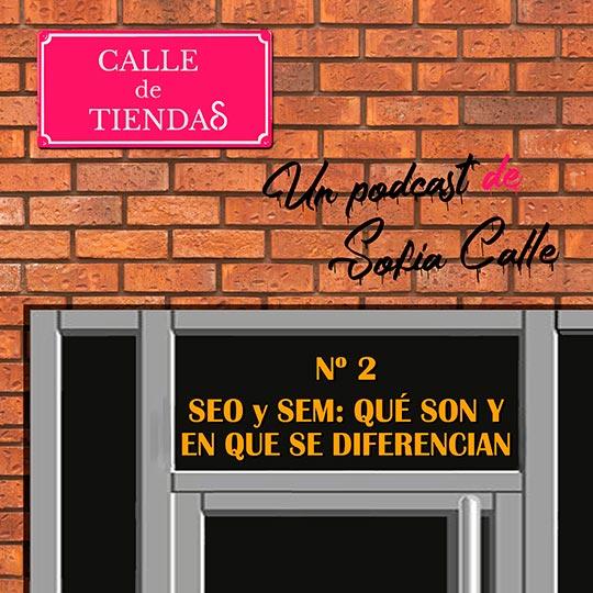Sofia Calle - Consultora SEO para tiendas